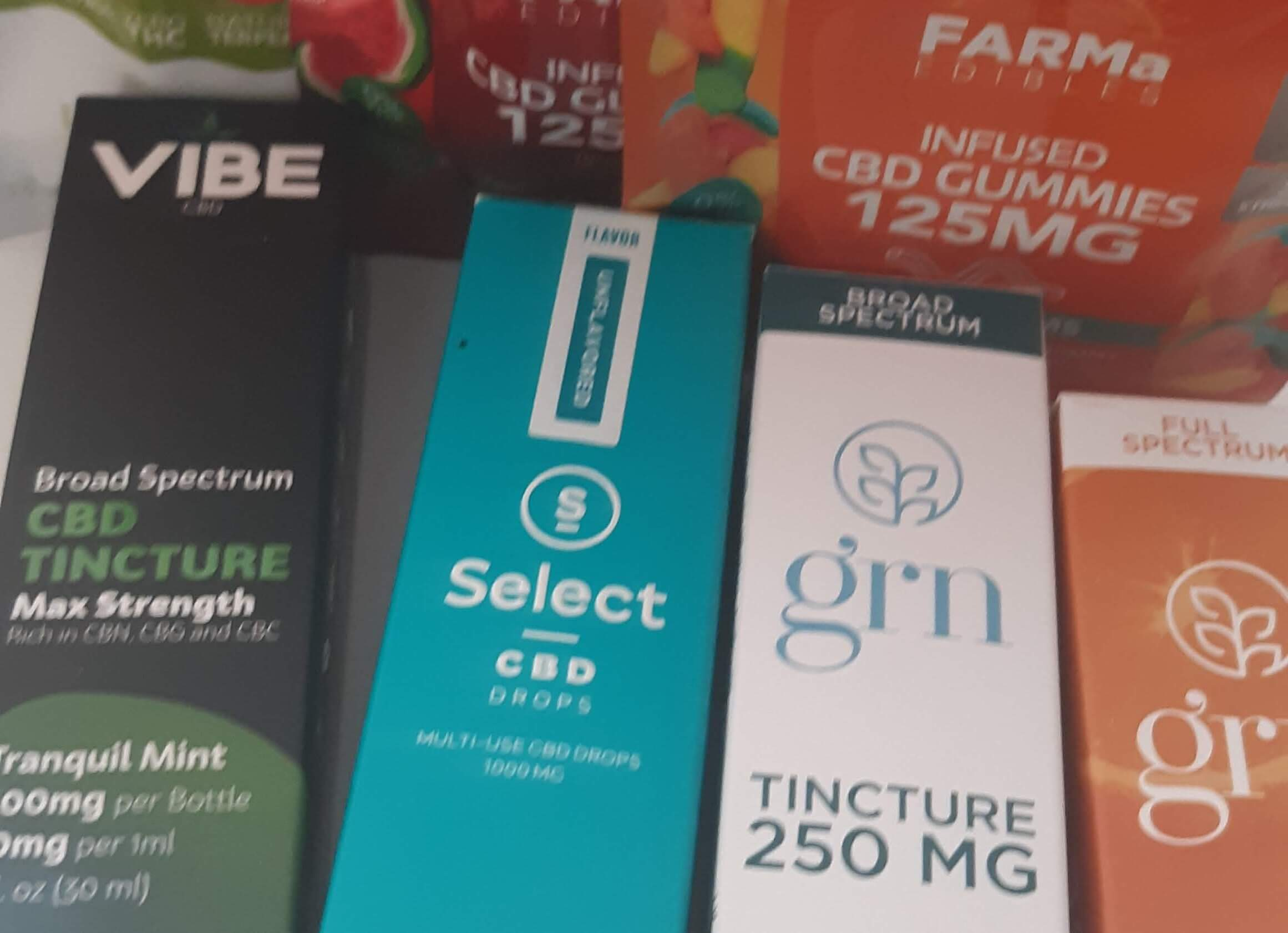 CBD Products, Herbs, bath Booms, Incense and edibles For Sales In Our Store In Killeen, TX (106)
