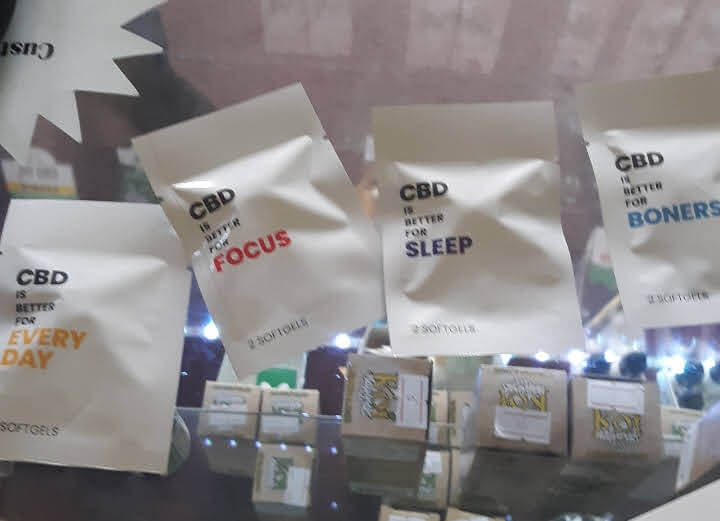 CBD Products, Herbs, bath Booms, Incense and edibles For Sales In Our Store In Killeen, TX (14)
