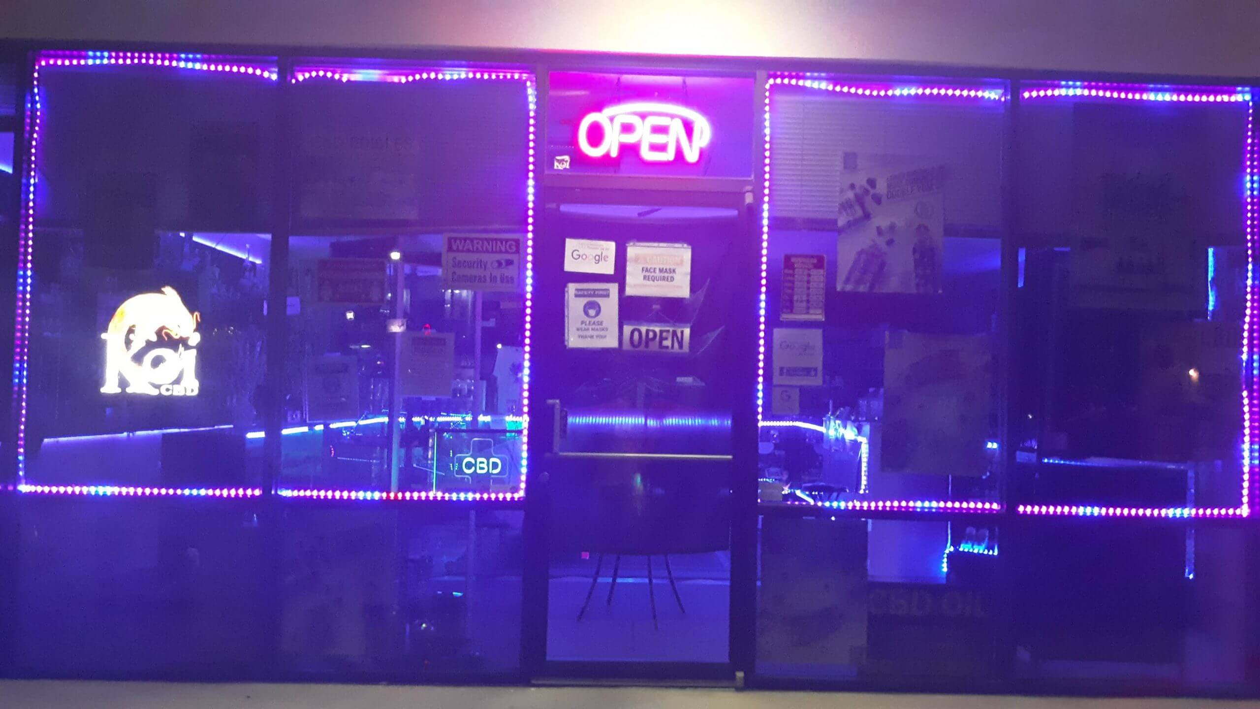 CBD Products, Herbs, bath Booms, Incense and edibles For Sales In Our Store In Killeen, TX (61)
